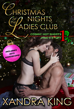 xandra king's christmas nights at the ladies club