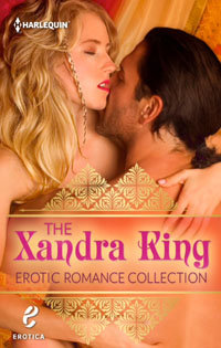 xandra king's erotica collection